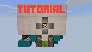 Cool Redstone Creations Tutorials Minecraft Pe