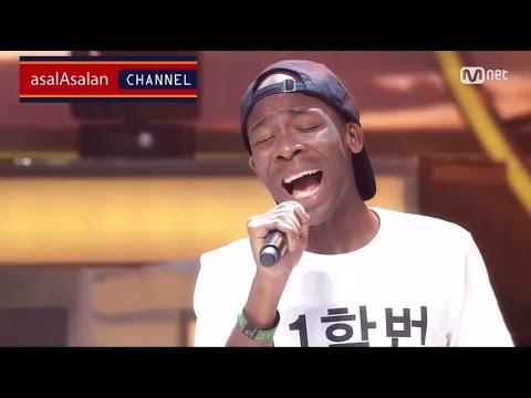 BIKIN HEBOH!!! Joseph Busto pemuda afrika bikin heboh di korea