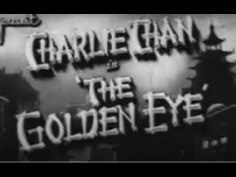 Charlie Chan - The Goldeneye