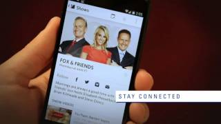 Gambar cover Check out the updated Fox News Channel app