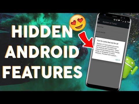 8 Amazing Android Secrets \\ Hidden Features 😱🔥