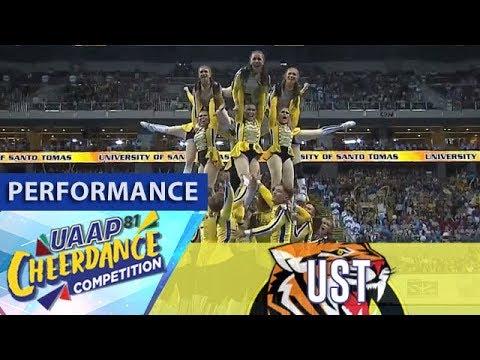 UAAP CDC Season 81: UST Salinggawi Dance Troupe | Full Performance