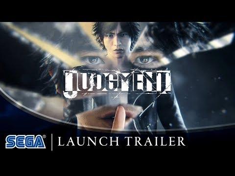 Judgment Launch trailer - [FR]