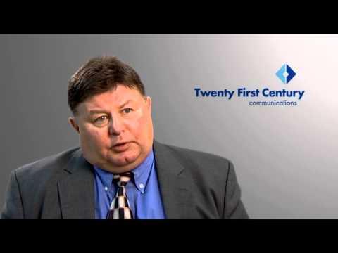 Twenty First Century Communications - in partnership