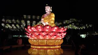 THE PAPER CUTTING and THE BUDDHA | China Light ZOO