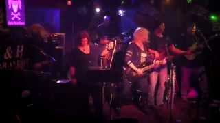 Vicki Reed Band -Kiss Me Deadly (Cover) 3 20 15