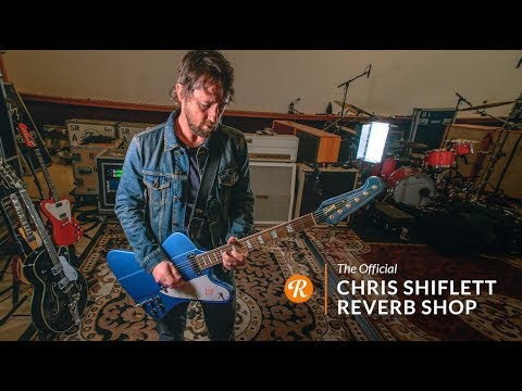 The Official Chris Shiflett Reverb Shop Preview | Reverb.com