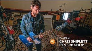 Foo Fighters lead guitarist Chris Shiflett is hosting an estate sal...