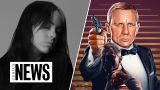 "Download Mp3 Billie Eilish's 007 Theme ""no Time To Die"" Explained 
