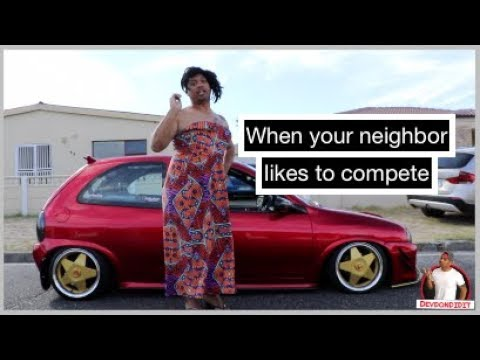 When your neighbor likes to compete - Ft Yuzriq Meyer - SoundMatch