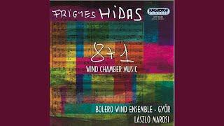 5 miniatures for wind instruments: V. Allegro vivace
