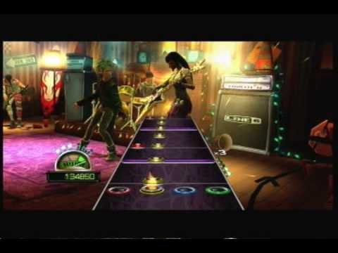Beat It - Drums (Hard) Guitar Hero 4
