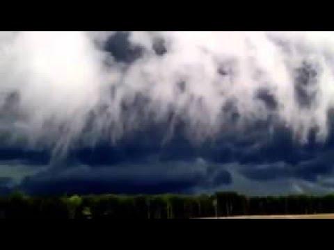 Странные облака стали появляться по всему миру. Strange clouds began to appear around the