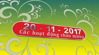Hội Thao học sinh chào mừng ngày 20/11