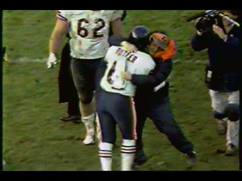 Butler Beats Packers 1987