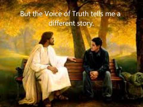 Voice Of Truth by casting crowns (lyrics)