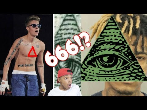 Songs Played Backwards! *Illuminati Confirmed*