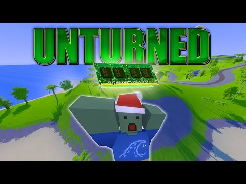 UNTURNED ACTUALIZACIÓN 3.18.4.0 - OPTIMIZACION, MEJORA EN EL USO DE LA RAM! (Improved RAM usage)