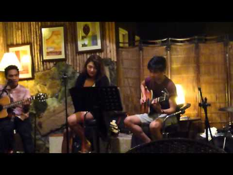 Paglisan (Color it Red) - Miss Cherrie Pie Picache (jams with Marcel & Kenji)