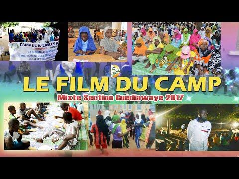 le-film-du-camp-(colonies-de-vacances-mixte-jir-guédiawaye-2017)