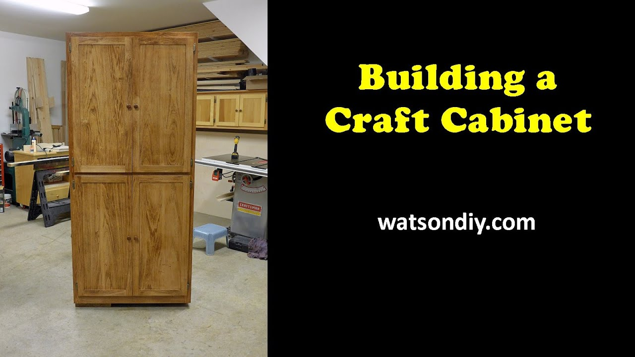 Sewing Armoire