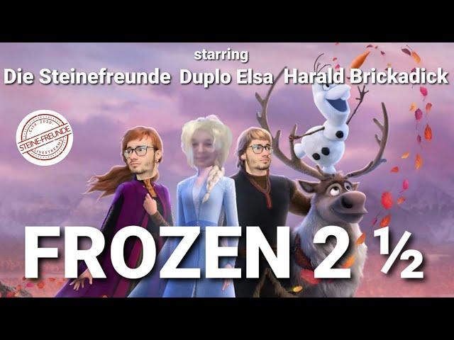 Frozen 2 1/2 Let it build
