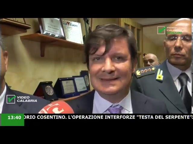 InfoStudio il telegiornale della Calabria notizie e approfondimenti - 13 Dicembre 2019 ore ore 13.30