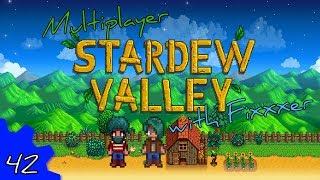 Stardew Valley Multiplayer with Fixxxer #42 - Neglected Friendships