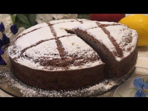 Пирог сладкий из кабачков в мультиварке