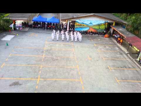 Pertandingan kawad kaki smk tmn seraya 2013 PBSM