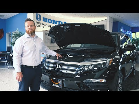 2017 Honda Pilot GM review - uhonda.com