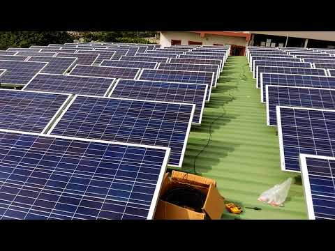 GET SOLAR Nashik - 40 KW BOSCH Solar Panel System India With Net Metering