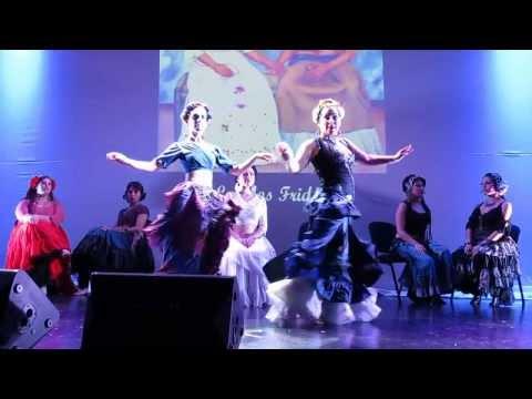 Le Tribal Cirque - ArteDan - Las Dos Fridas - Chile 2013 HD