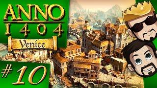 Anno 1404 - #10 - Crack On