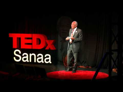 Yemen is richer with its plants: Abdulkarim Nasher at TEDxSanaa 2012