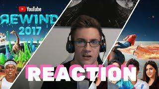 YouTube Rewind: The Shape of 2017 | #YouTubeRewind  - Reaction - Deutsch