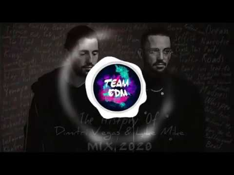 "The best mix By Dimitri Vegas & Like Mike 2020 ""The History Of DV & LM"""