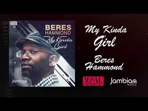 "Beres Hammond ""My Kinda Girl"" [Lyric Video]"