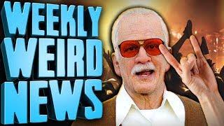 RESPECT YOUR ELDERS - Weekly Weird News