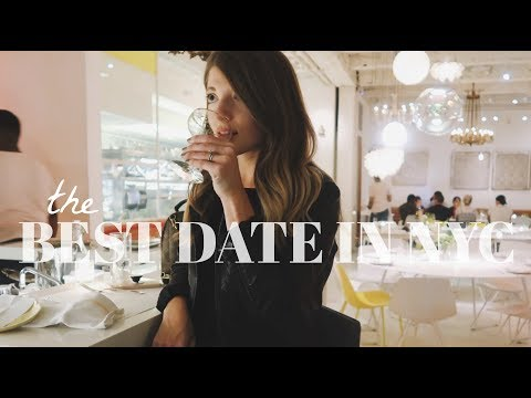 3 EPIC NEW YORK CITY DATES