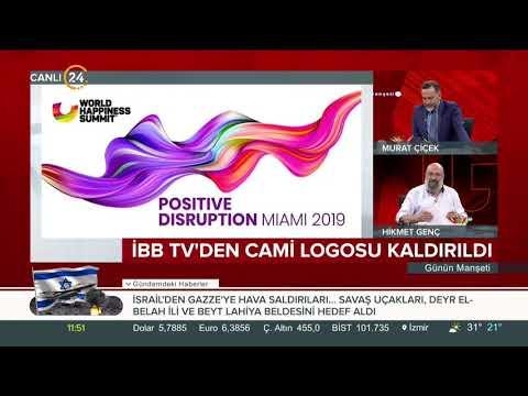 İBB TV'nin yeni logosu sosyal medyanın gündeminde