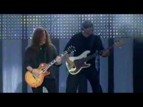 Blind Guardian Wacken - The Script For My Requiem Live
