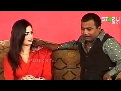 Best Of Tahir Anjum and Afreen New Pakistani Stage Drama Full Comedy Funny Clip | Pk Mast