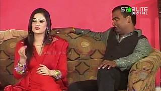 Best Of Tahir Anjum and Afreen New Pakistani Stage Drama Full Comedy Funny Clip | Pk Mast
