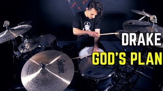 Drake - God's Plan | Matt McGuire Drum Cover