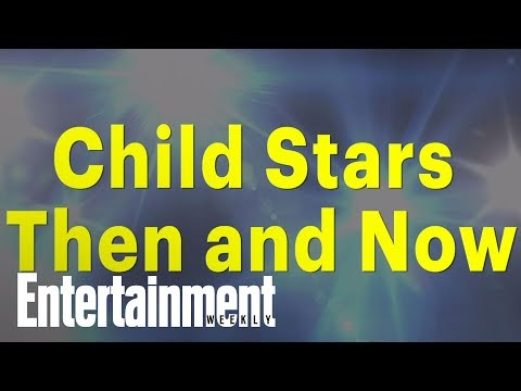 Child Stars Then And Now: Tyler Posey, Matthew Lewis, Macaulay Culkin & More | Entertainment Weekly