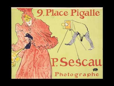 Posters of Henri deToulouse-Lautrec