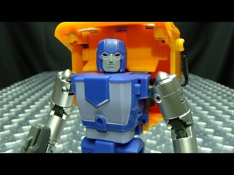 Bad Cube HUFF Version 2 (Masterpiece Huffer): EmGo's Transformers Reviews N' Stuff