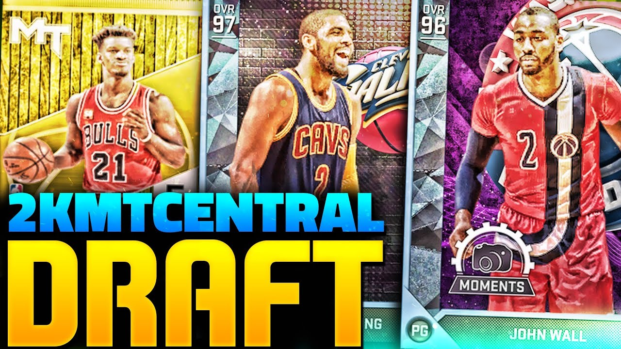 2K MT Central DRAFT Challenge! Ep  2: w/ Max