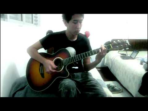Billy Talent - Surrender (acoustic guitar cover)